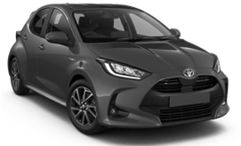 ALL NEW! Toyota Yaris or Similar car for hire