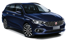 Fiat Tipo Station Wagon car for hire