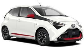 Fiat 500 car for hire
