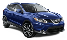 Nissan Qashqai or Similar car for hire