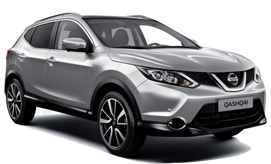 Nissan Qashqai Automatic or Similar car for hire